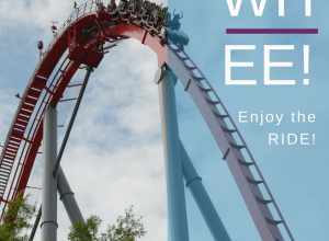 Let's Really ENJOY the RIDE!