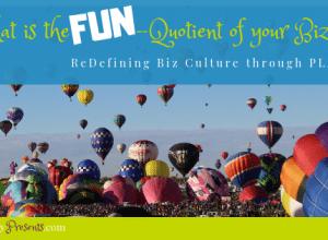 Redefining Biz Culturethrough Play