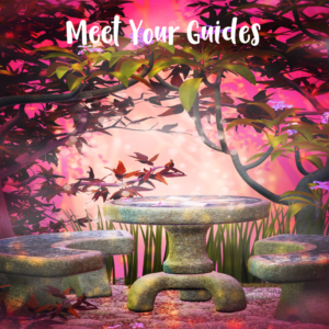 Meet your Guides