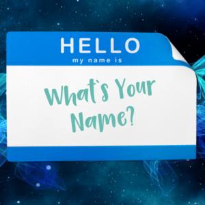 Hello Spirit Guides Name