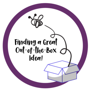 Out of the box marketing buzz idea